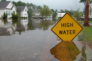 Severe-weather-alerting---High-Water