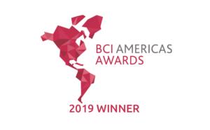 BCI Americas Awards 2019 Winner